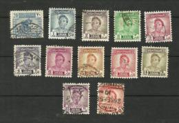 Irak N°136, 155 à 157, 157A, 158, 160 à 164, 167, 168 Cote 3.95 Euros - Irak