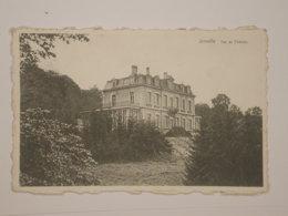 Jemelle : Château Everard - Rochefort