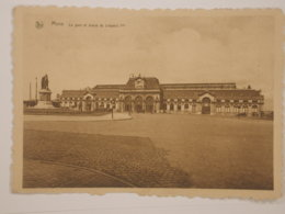 Mons : La Gare - Mons