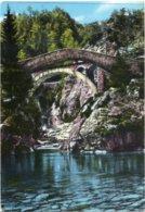 I Tre Ponti In Epoche Diverse A Olgia (Italia) Linea Domodossola-Locarno (Valle Vigezzo) - Altre Città