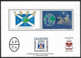 Gran Bretagna/Great Britain/Grande Bretagne: Bandiera, Flag, Drapeau - Vignetten (Erinnophilie)