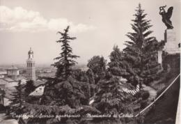 CASTEGGIO - SCORCIO PANORAMICO - MONUMENTO AI CADUTI - NON VIAGGIATA - Altre Città