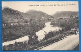 39 - THOIRETTE - VALLÉE DE L'AIN - PIC OLIFERNE - VOITURE - France