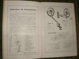 - Appareils D' Aviation SAF ( Brevets E. Basin )   A. Solinot  1913 - Aviation