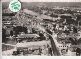 78 - Très Belle Carte Postale Ancienne De  BONNIERES  Vue Aérienne - Bonnieres Sur Seine