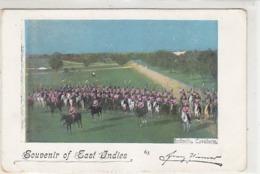 Souvenir Of East Indies - Indische Kavallerie - 1899          (A-115-190109) - Inde