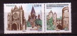 2011-N° 4554** METZ - Unused Stamps