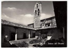 FIESOLE - INTERNO DEL CHIOSCO - FIRENZE - 1951 - Annullo A Targhetta - Vedi Retro - Firenze