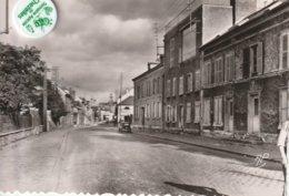 78 - Très Belle Carte Postale Ancienne De  BONNIERES   Rue Marcel  Sembat - Bonnieres Sur Seine