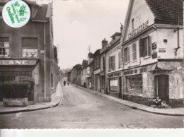 78 - Très Belle Carte Postale Ancienne De  BONNIERES   Rue Raymond Pochon - Bonnieres Sur Seine