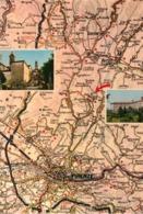 MONTE SENARIO - STRADA DI ACCESSO AL SANTUARIO   (FI) - Firenze