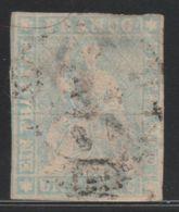 Zwitserland, Helvetia, Swiss 1854  Mi.nr. 18 Y ( II ) Bernerdruck  Used   Cat. € 850,- - Used Stamps