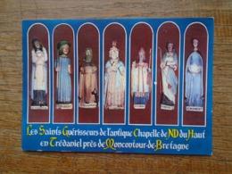 """Trédaniel , """" Les Saints Guerisseurs De L'antique Chapelle De N.d. Du Haut En Trédaniel - Francia"""