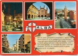 ALBA - Piazza Risorgimento - Il Duomo - Chiesa Cristo Re - Corso Piave - Vedute - Altre Città