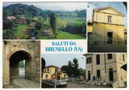SALUTI DA BRUNELLO - VARESE - VEDUTE - Varese