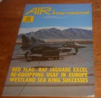 Air International. Volume 20. N°5. Mai 1981. - Transports
