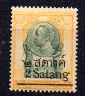 Sello   Nº 118 Siam - Siam