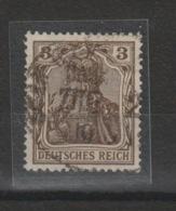 DR MNr. 84 II B Gest. Geprüft - Used Stamps