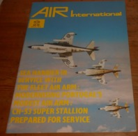 Air International. Volume 20. N°3. Mars 1981. - Transports