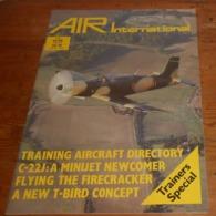 Air International. Volume 20. N°2. Février 1981. - Transportation