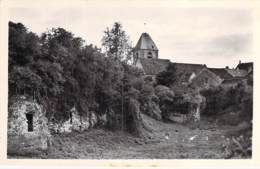 78 - BEYNES : Les Ruines Du Chateau - CPSM Photo Noir Et Blanc - Yvelines - Beynes