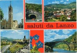 LANZO TORINESE M. 540 - Vedute - Altre Città