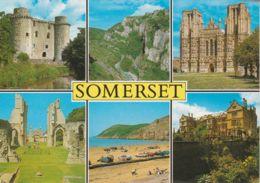 Postcard - Somerset Six Views - Card No..2520001. Unused Very Good - Sin Clasificación