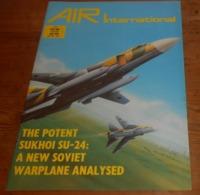 Air International. Volume 20. N°1. Janvier 1981. - Transportation