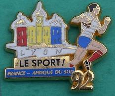 MM..45.bis....signé....ARTHUS  BERTRAND......LE  SPORT....FRANCE......AFRIQUE DU SUD - Arthus Bertrand