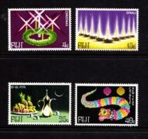 FIJI    1978    Festivals    Set  Of  4    MNH - Fiji (1970-...)