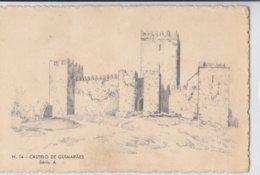 Portugal -Postal Ilustrado Nº 14 Guimaraes - Vila Real