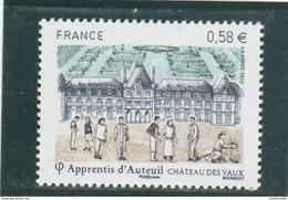 FRANCE 2013 LES APPRENTIS D AUTEUIL  YT 4738 - NEUF** - - Ungebraucht
