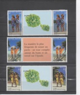 POLYNESIE Française - Tourisme - Le Paréo : Polynésiennes Vêtues De Paréo - Tradition - Coutume - - Polynésie Française