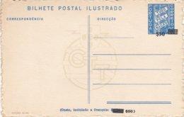 Portugal -Postal Ilustrado Nº 6 Castelo De Bragança - Vila Real