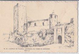 Portugal -Postal Ilustrado - Castelo De Palmela - Vila Real