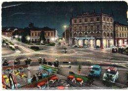 ACQUI TERME - Piazza Italia E Albergo Nuove Terme - Altre Città