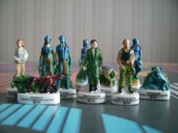 Série Complète Fèves Avatar - Cartoons