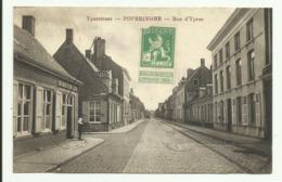 Cpa  POPERINGHE , Yperstraat , Rue D'Ypres - Poperinge
