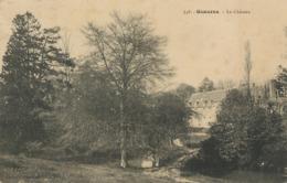 Gueures Le Chateau  Vers Camlille Mabelby Aubais Gard - France