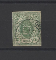 LUXEMBOURG .  YT  N° 10  Obl  1859 - 1859-1880 Coat Of Arms