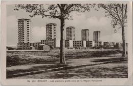 93 - DRANCY - CPSM - Les Premiers Gratte - Ciels De La Région Parisienne - Drancy
