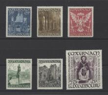 LUXEMBOURG .  YT  N° 392/397  Neuf **  1947 - Luxemburg