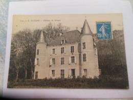 CPA : N° 3 : GLUGES (Le Château) - Circulée - France
