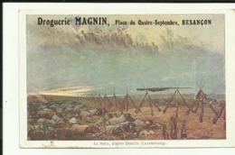 25 - Doubs - Besançon - Droguerie Magnin - Place Du Quatre Septembre - Militaria - Campement - Matériel - - Besancon