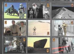 BF81 - SERIE COMPLETE 125 CARTES MERLIN - STAR WARS - Star Wars