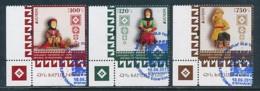 BERG KARABACH Mi.NR. 106-108  Europa - Historisches Spielzeug -2015 - Used - Europa-CEPT
