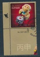 FINNLAND-ALANDINSELN Mi.NR. 407 Europa - Historisches Spielzeug -2015 - Used - Europa-CEPT