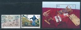 KOSOVO Mi.NR 312-313, Block 31  Europa - Historisches Spielzeug -2015 - Used - Europa-CEPT