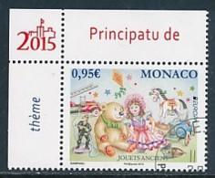 MONACO Mi.NR 3236  Europa - Historisches Spielzeug -2015 - Used - Europa-CEPT