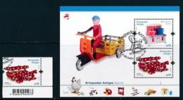 PORTUGAL- AZOREN Mi.NR. 601, Block 58  Europa - Historisches Spielzeug -2015 - Used - Europa-CEPT